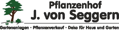 Pflanzenhof von Seggern in Friedrichsfehn Logo